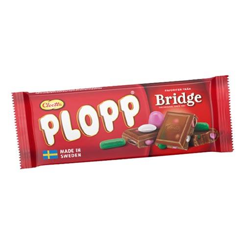 Plopp Bridgekaka - 75 gram