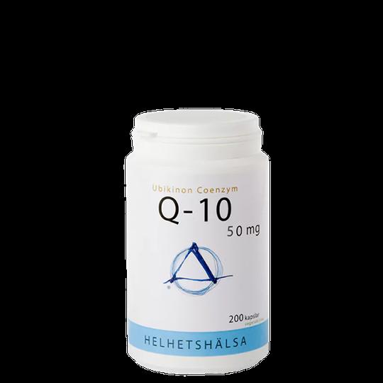 Q-10, 50 mg, 200 kaps