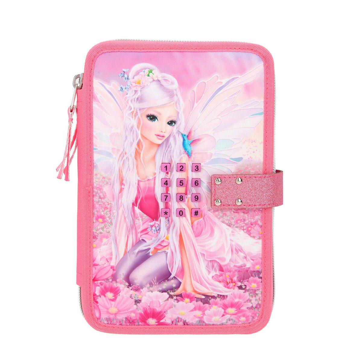 Top Model - Fantasy Model - Pencil Case w/Code & Light - Fairy (0411196)