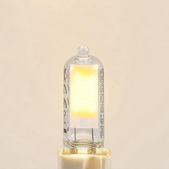 Arcchio - kaksikantainen LED-lamppu G9 2W 2 700 K