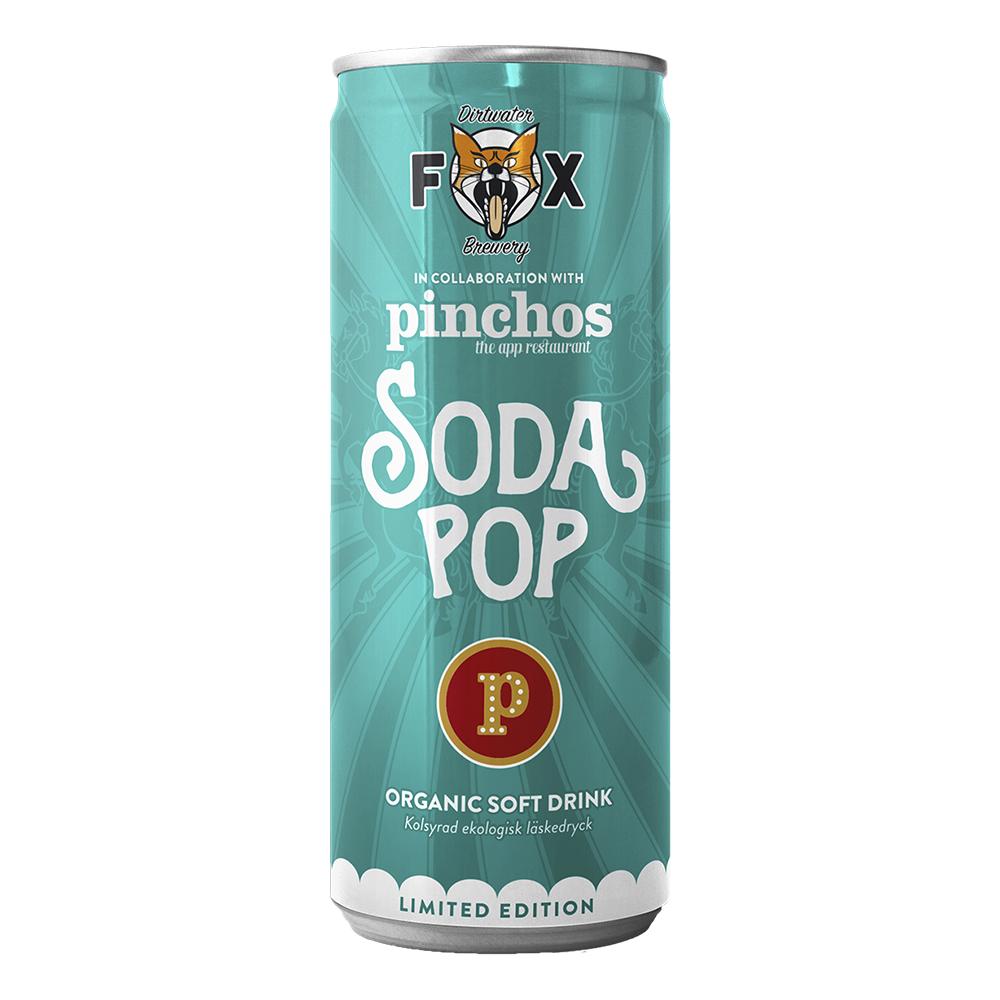 Fox Pinchos Soda Pop - 1-pack