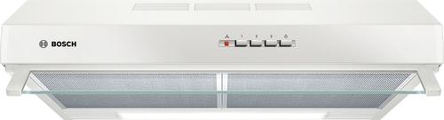 Bosch Dul63cc20 Serie 4 Underbyggnadsfläkt - Vit