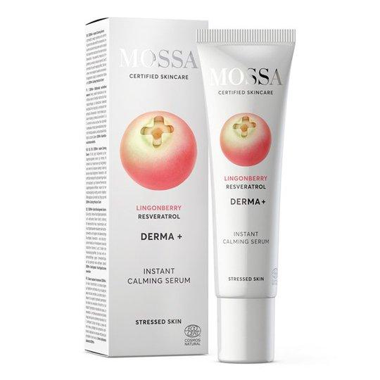 Mossa Derma+ Instant Calming Serum, 30 ml