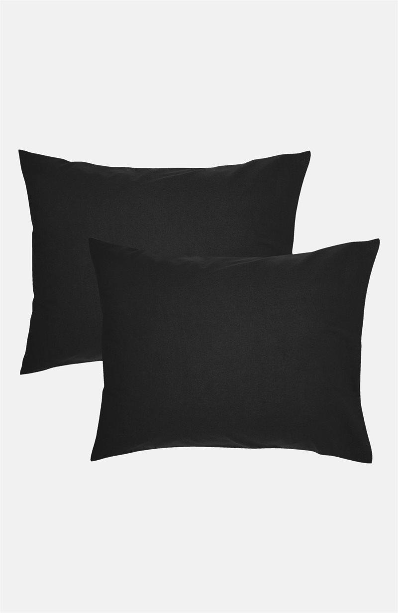 Yksivärinen tyynyliina 50x60 cm 50x60 cm 2 kpl/pakkaus