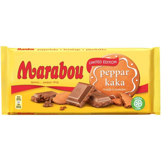 Marabou Pepparkaka - 28% rabatt