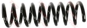 Jousi (auton jousitus), Taka-akseli, MERCEDES-BENZ C-KLASS T-Model [S203], CLK [C209], E-KLASS [W210], 210 324 36 04, A 210 324 36 04