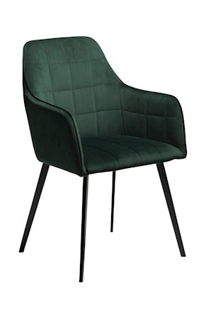 Stol Embrace Velour - Emerald Green