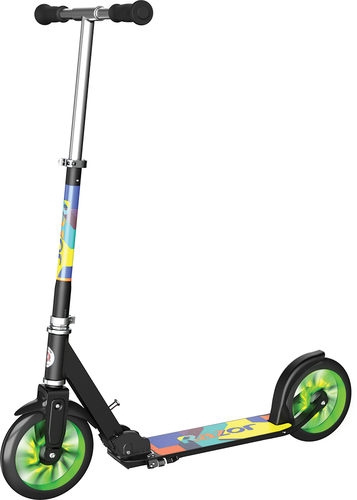 Razor - A5 Lux Light Up Scooter - Green (13073033)