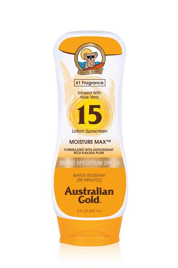 Australian Gold - Sunscreen Lotion SPF 15 237 ml
