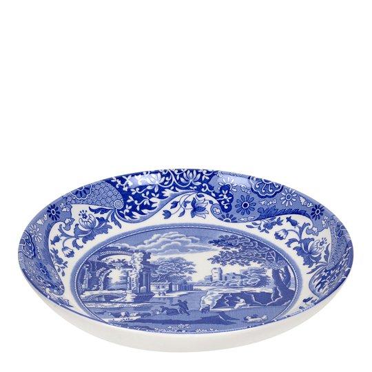 Spode - Blue Italian Pastaskål 23 cm