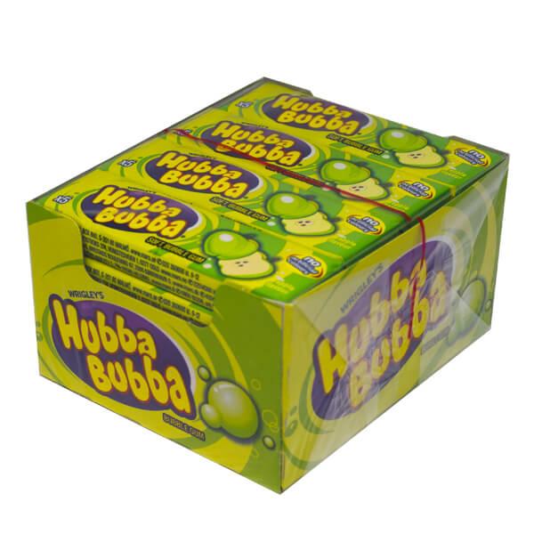Hubba Bubba Äpple - 20 st