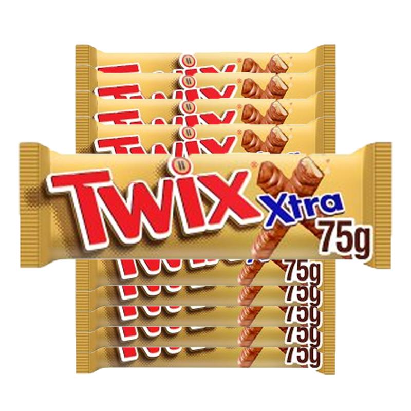 Twix Xtra 10-pack - 71% rabatt