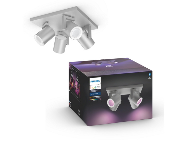 Philips Hue - Argenta 4-Spot - White & Color Ambiance