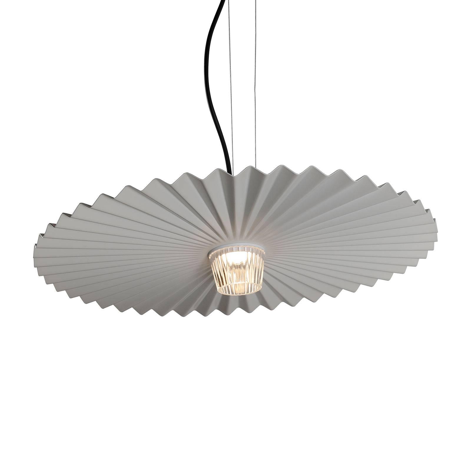 Karman Gonzaga-LED-riippuvalaisin Ø59 cm valkoinen