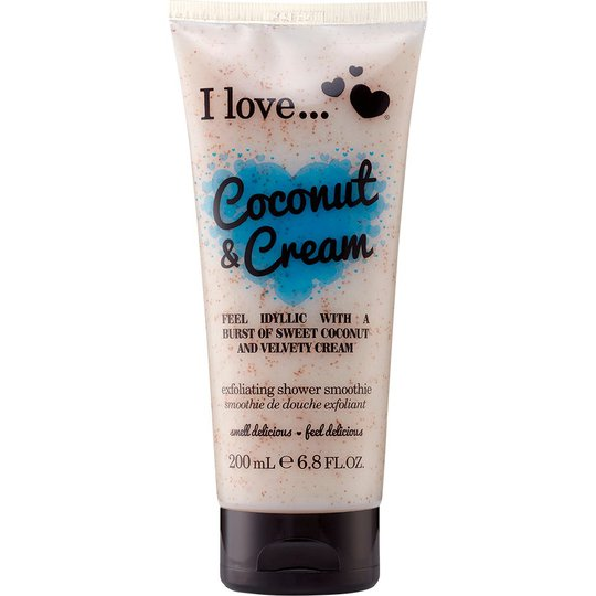 Coconut & Cream, 200 ml I love… Vartalokuorinnat