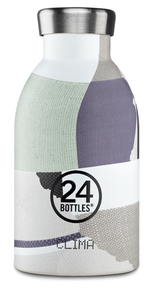 24 Bottles - Clima Bottle 0,33 L - Highlander (24B418)
