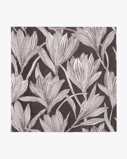 Paperiservetit, Linear-Iris