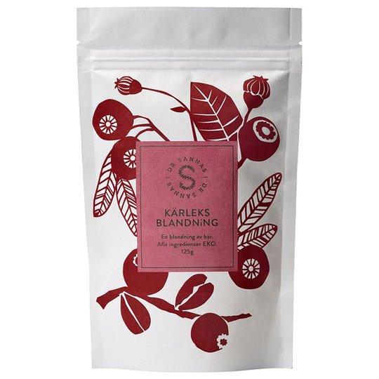 Dr Sannas Ekologisk Kärleksblandning (Vitality Mix), 125 g