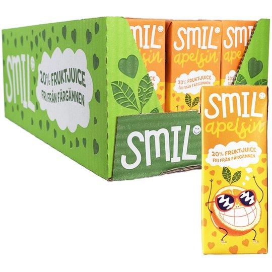 Laatikollinen Appelsiinijuomia 27 x 20cl - 52% alennus