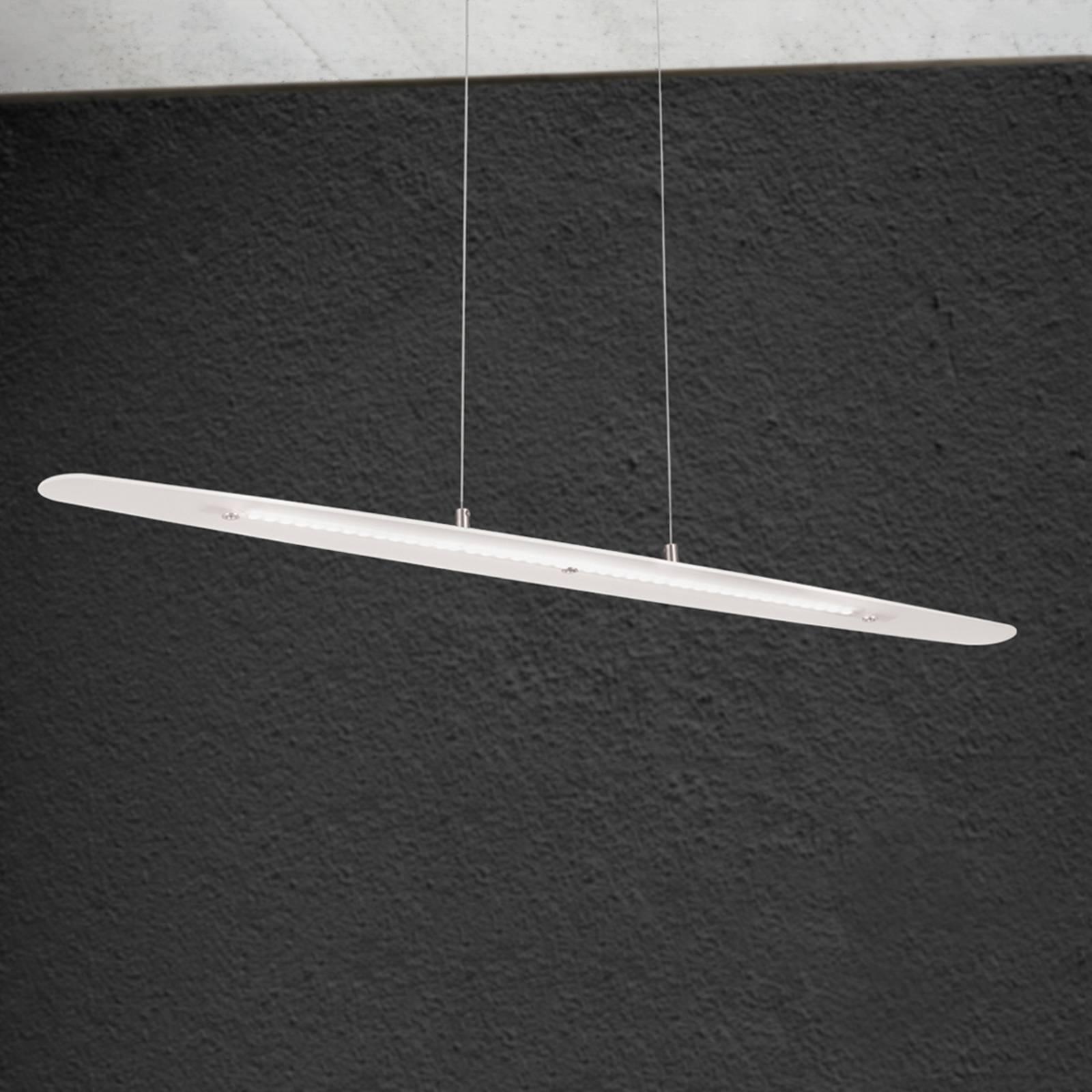 Pitkä LED-riippuvalaisin Sabira