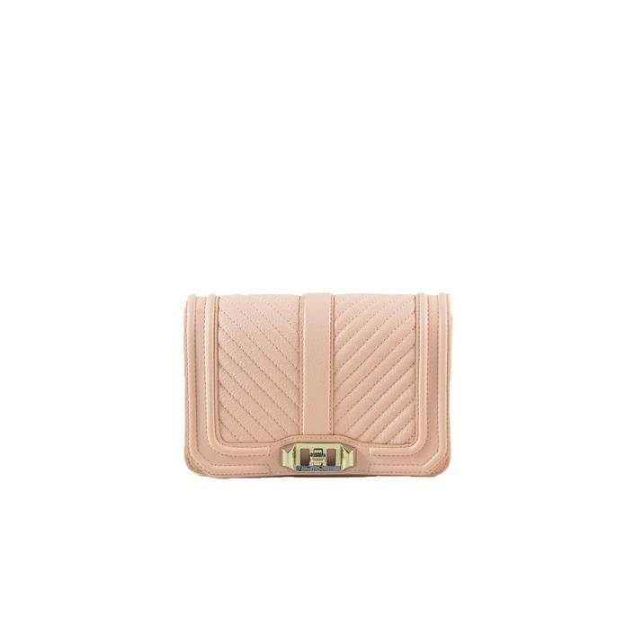 Rebecca Minkoff Women's Clutch Bag Pink 230657 - pink UNICA