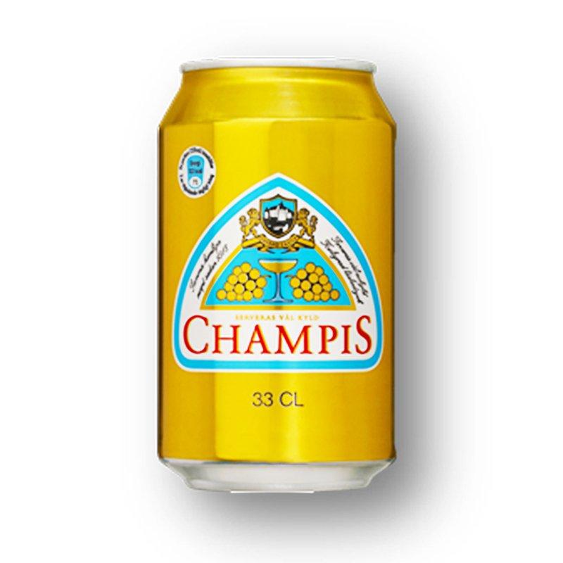 Champis 33cl - 37% rabatt