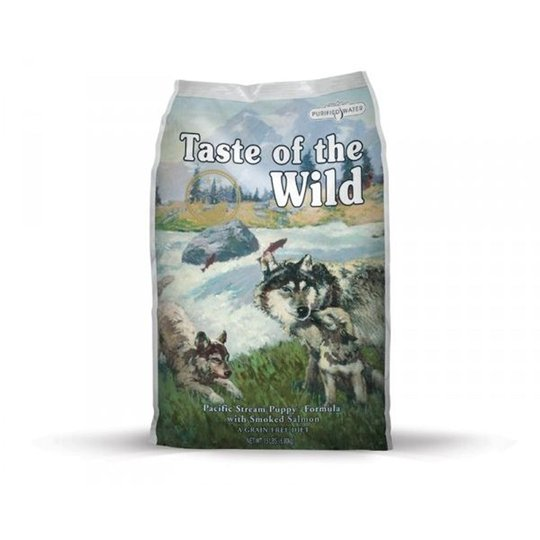 Taste of the Wild Pacific Stream Puppy, Salmon (2 kg)