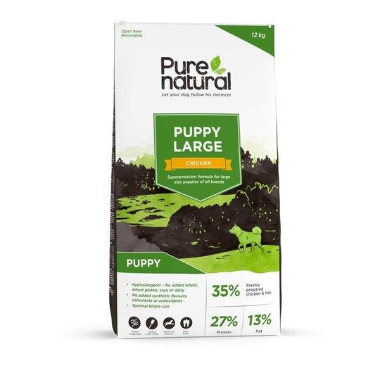 Purenatural Puppy Large (12 kg)