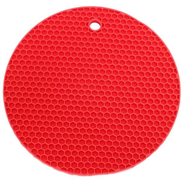 LotusGrill U-RO-R Patalappu pyöreä Punainen