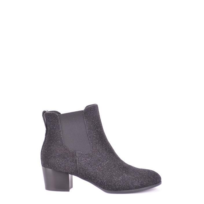 Hogan Women's Boot Black 164321 - black 36
