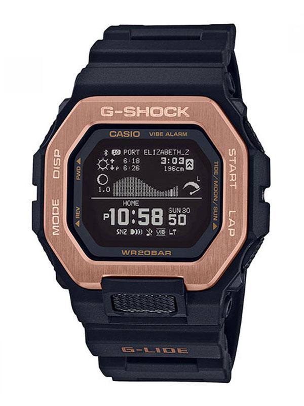 CASIO G-Shock G-Lide Bluetooth GBX-100NS-4ER - Sportklocka