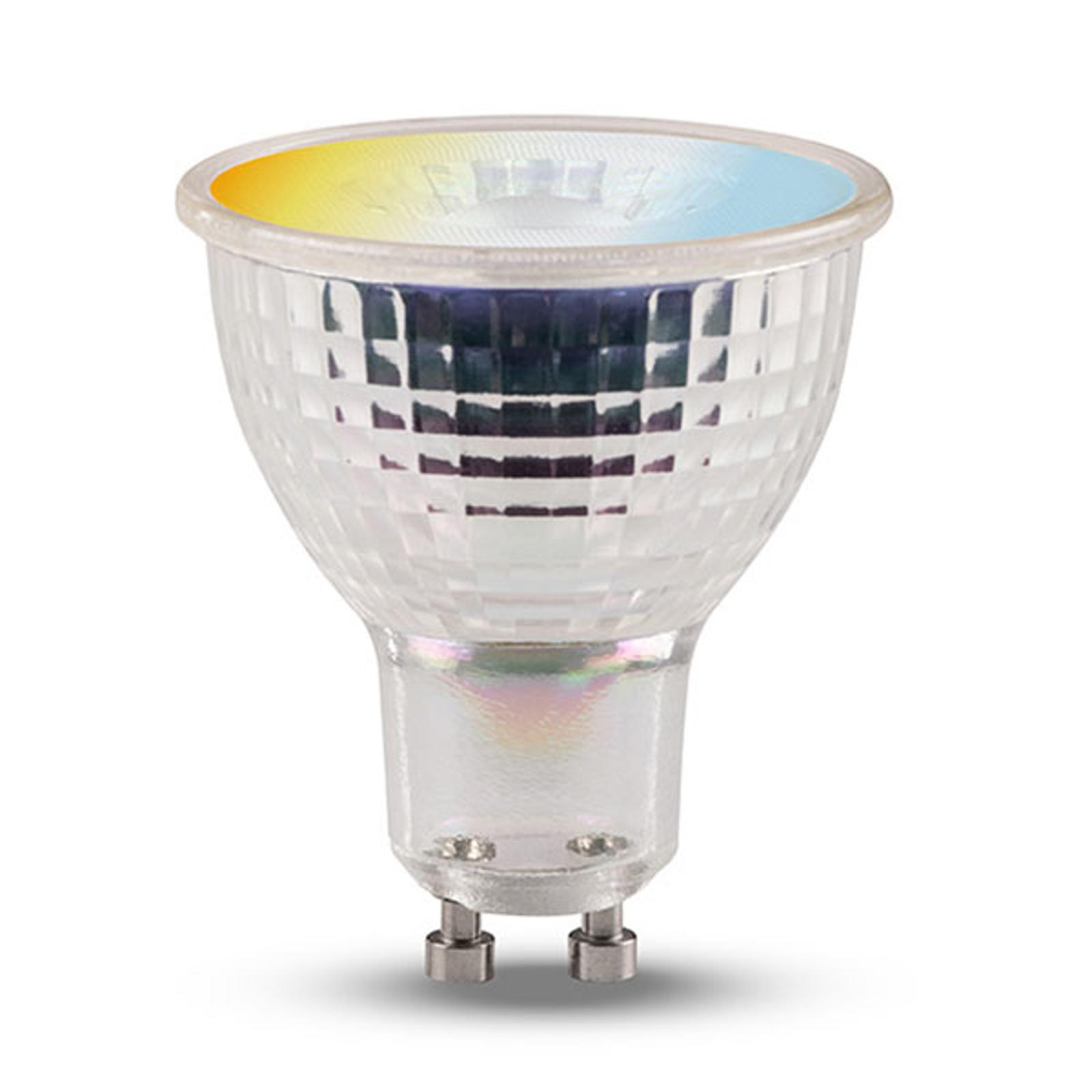 Müller Licht tint white -heijastin Retro GU10 4,8W
