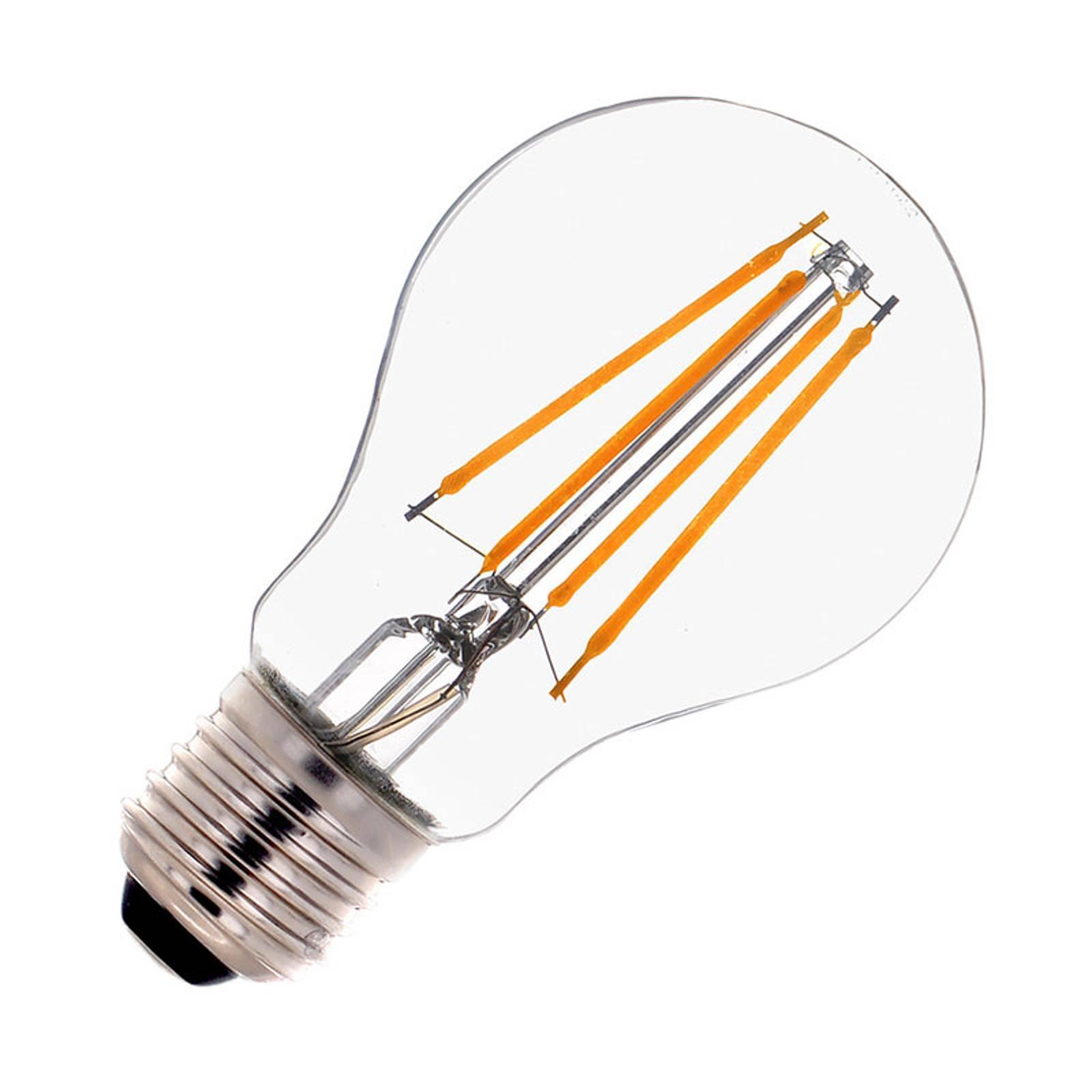 SLV-LED-lamppu E27 A60 filament 7 W 2 700 K