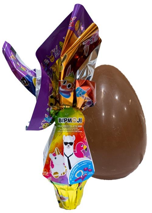 Flame Egg Bipmoji 150g