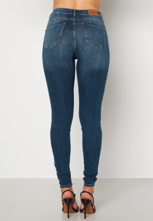 Happy Holly Amy push up jeans Medium denim 36S
