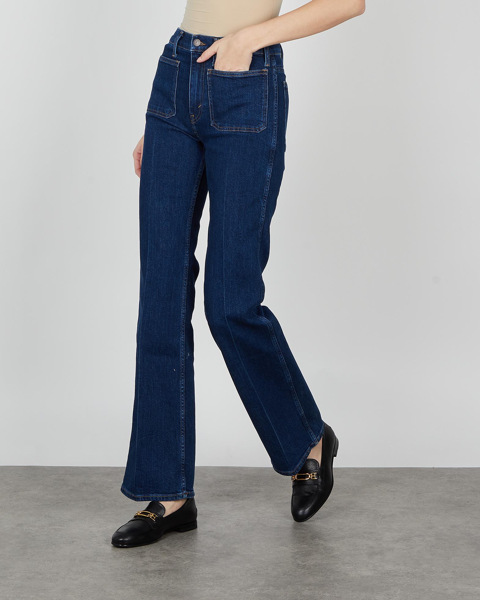 POLO Ralph Lauren Jeans Flare denim blå 25