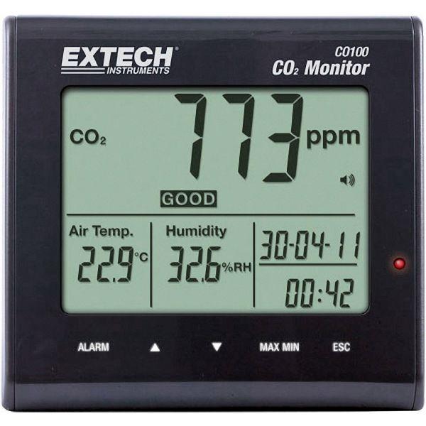 Extech CO100 Karbondioksidmåler