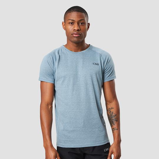 Training Tri-Blend T-shirt, Pale Blue