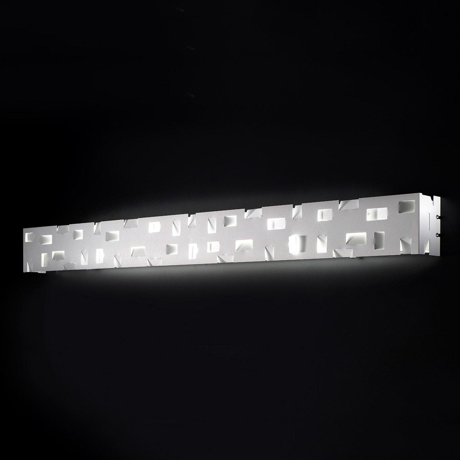 LED-designer-vegglampe Berlino Est 100 cm