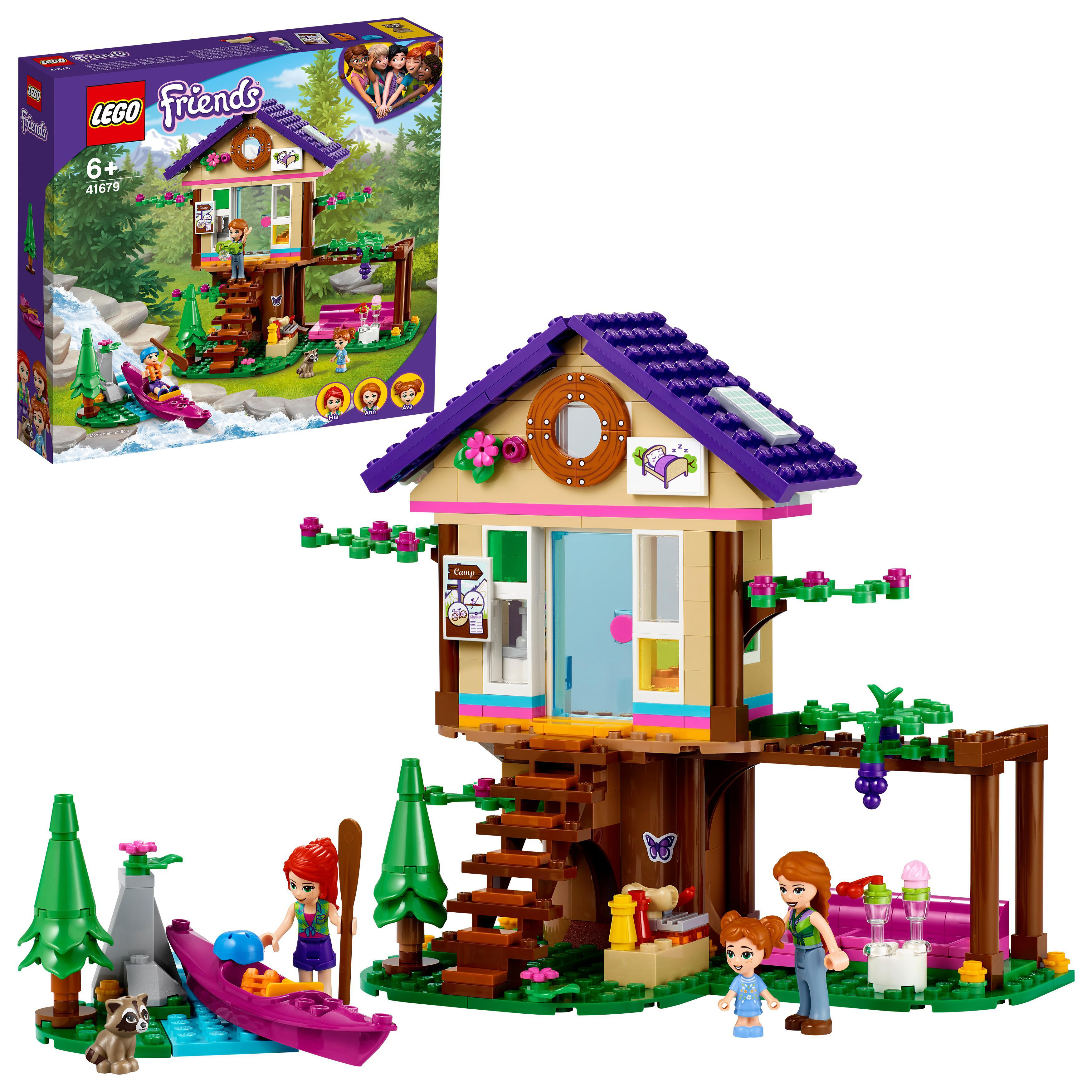 LEGO Friends - Forest House (41679)