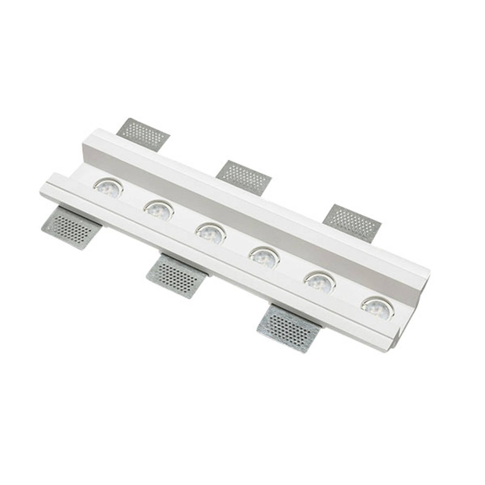 Innbygget LED-taklampe 4191F GU10 lengde 41,5 cm