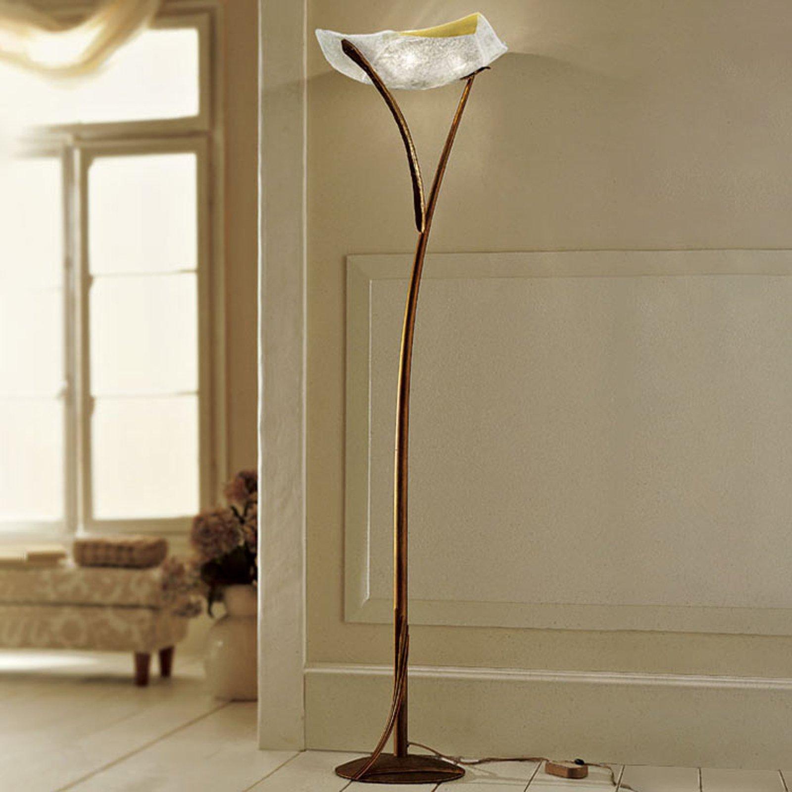 ATENE designer-gulvlampe