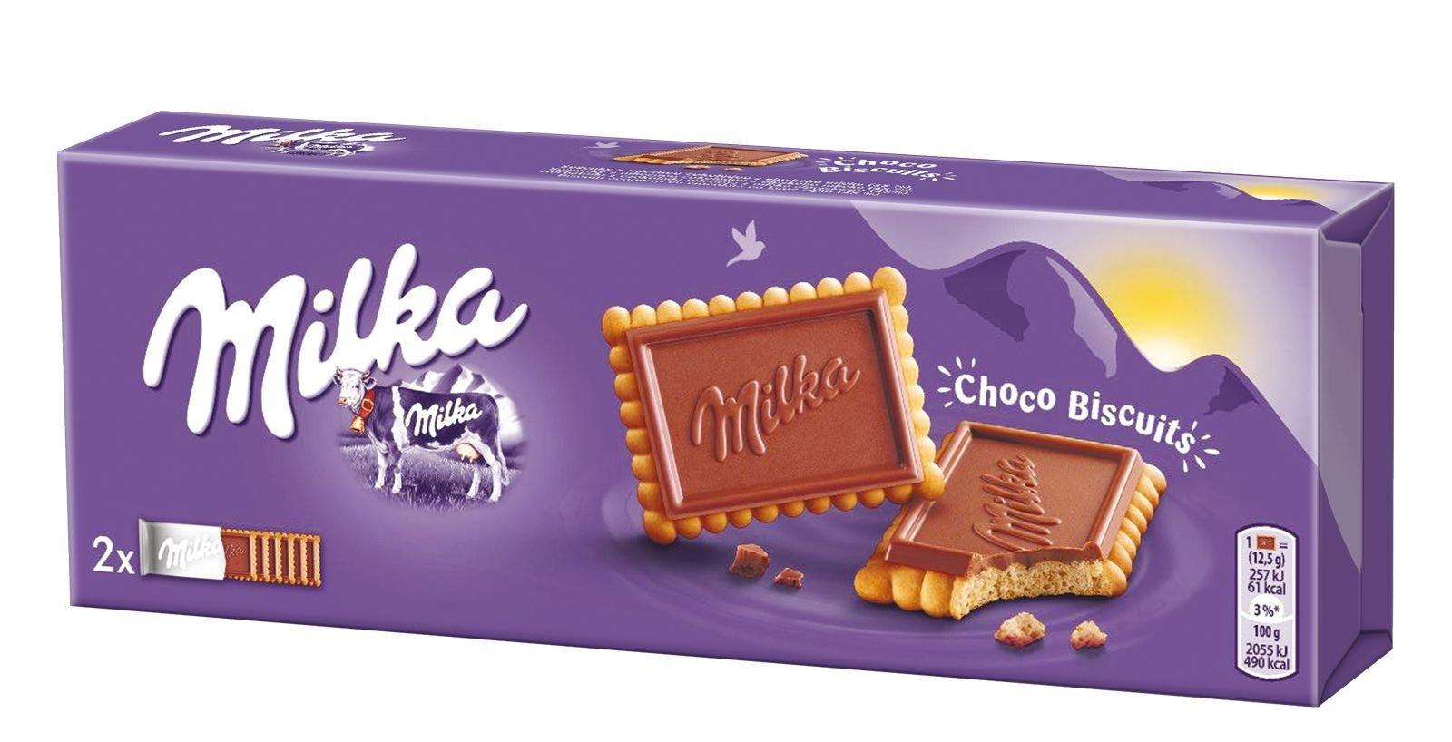 Milka Choco Biscuits 150g