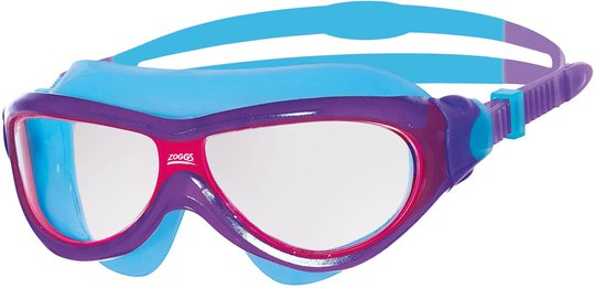 Zoggs Phantom Svømmebriller, Lilla/Lyseblå