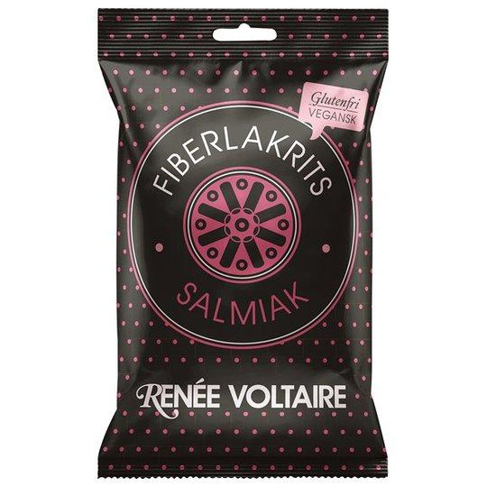 Renee Voltaire Fiberlakrits Salmiak, 125 g