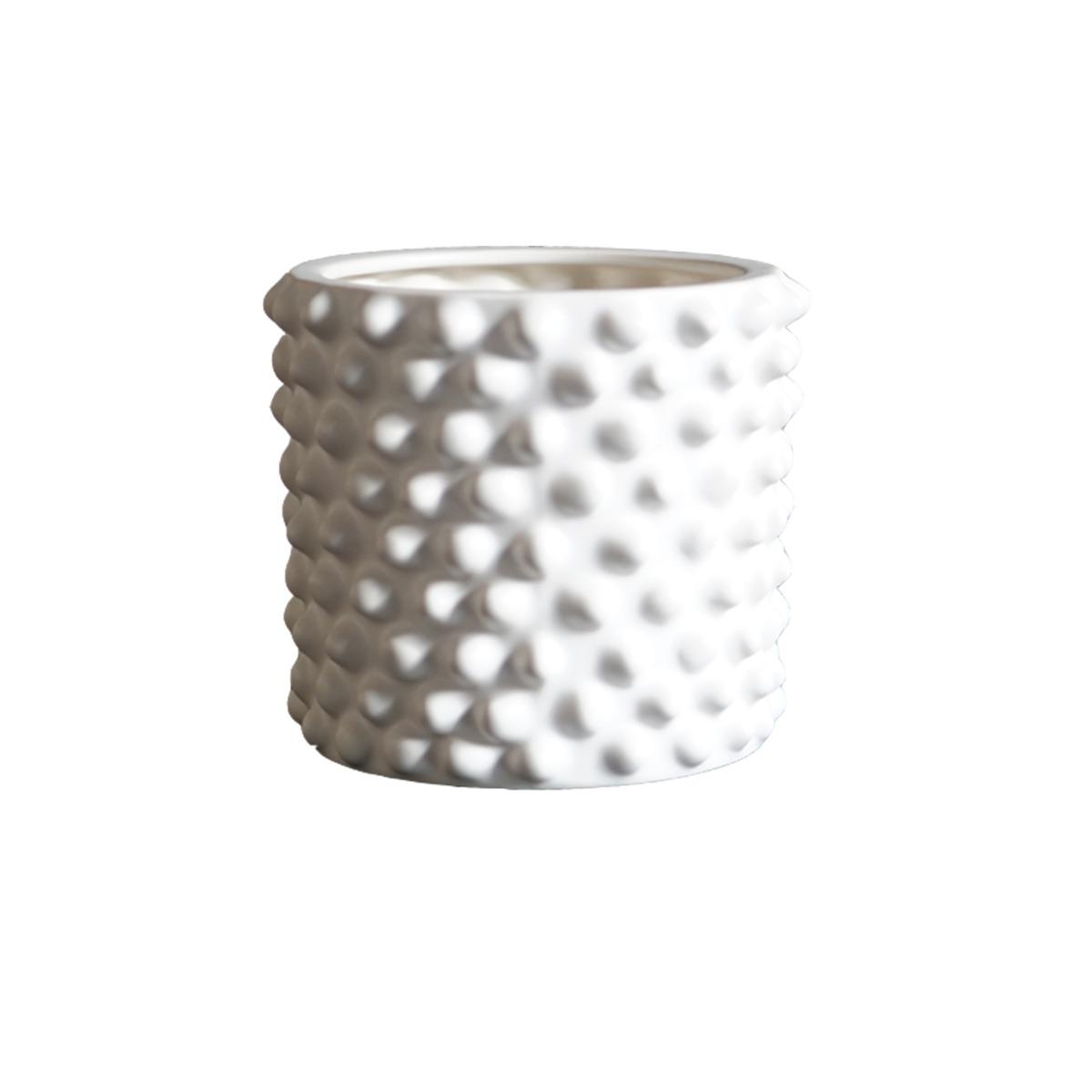 DBKD Pot CLOUDY white S