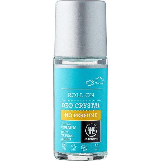 No Perfume, 50 ml Urtekram Roll-on-deodorantit