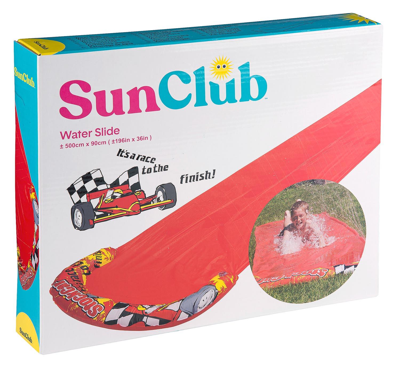 Sun Club - Red Water Slide - 5 meter (21218)