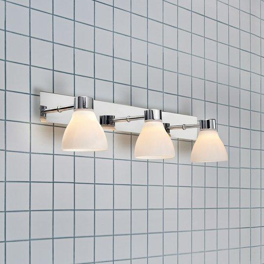 Taklampe til bad Cassis, 2 lyskilder