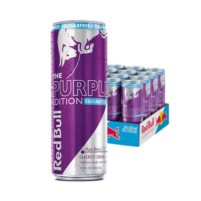 Red Bull Purple Acai 12-pack - 38% rabatt